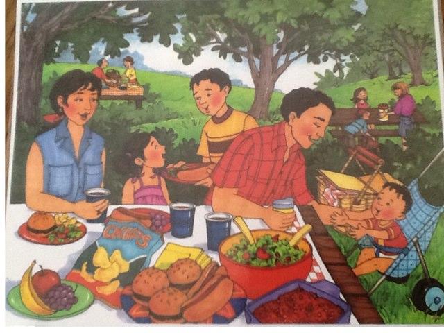 Family Words by Cary Varela