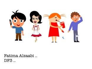 Family  by Fatima Alzaabi
