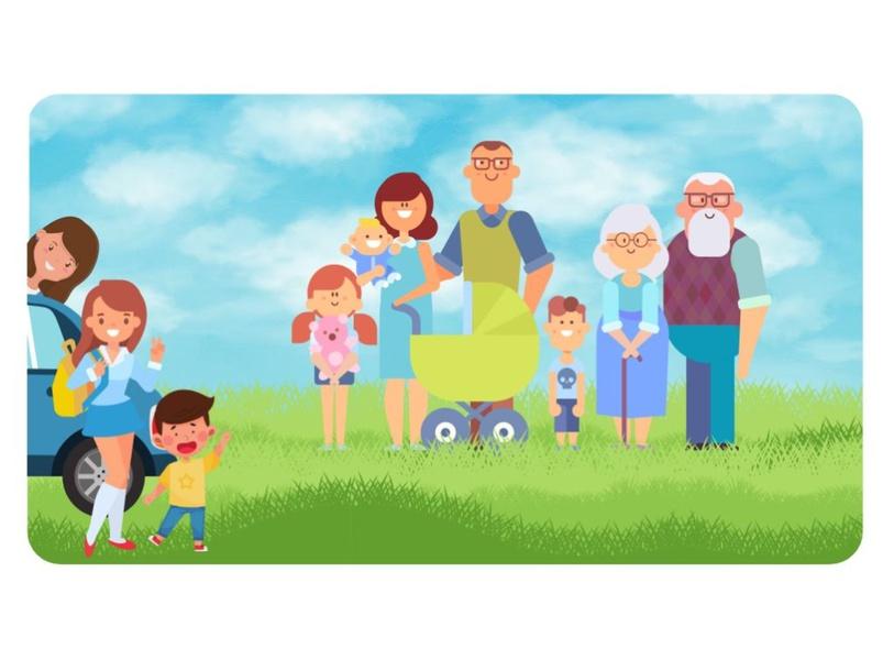 Family by Lauren Hamilton Saez