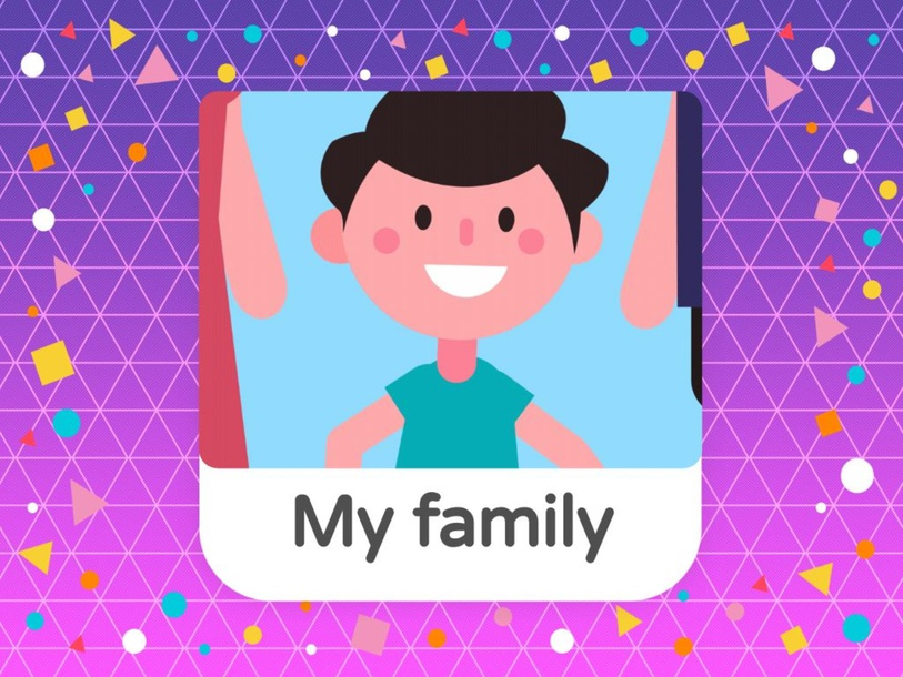 Family members by Sebastian Cardona