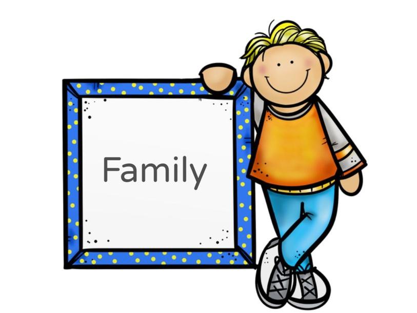 Family members by nata sh