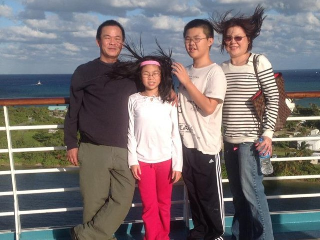 Family's by Kimberly Liu