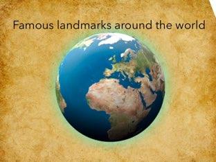 Famous Landmark Quiz  by Sandford Hill