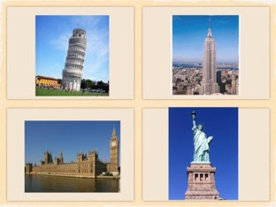 Famous Landmarks by Sandford Hill