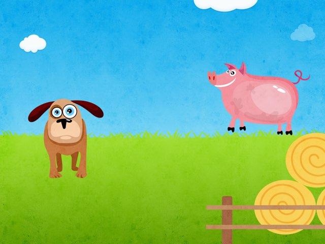 Farm Animal Puzzle  by Seana Evelyn