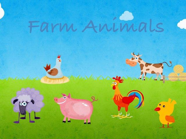 Farm Animals Vocabulary by Rania HDevey