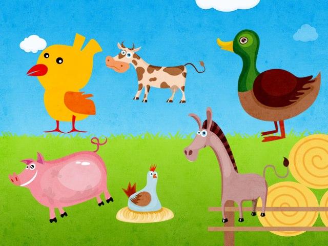 Farm Animals by Sarah Marcum