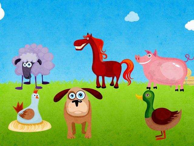 Farm Animals by Fabien TAILLANDIER