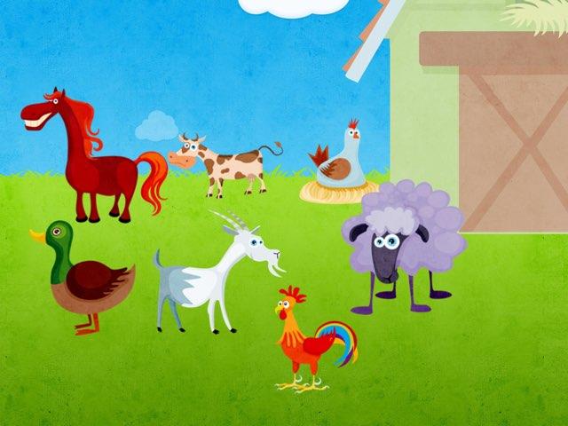 Farm Animals by Wonder Woman Rao