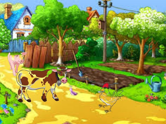 Farm Animals by Marley Knapp