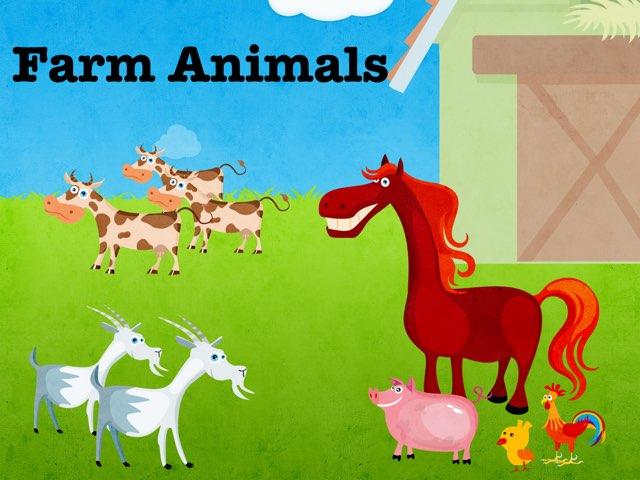 Farm Animals by Stephanie Renninger