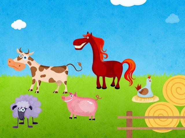 Farm Animals by Joyce Klinkhamer