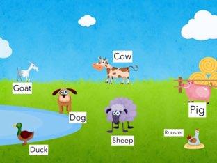 Farm Animals by Amanda Hovis