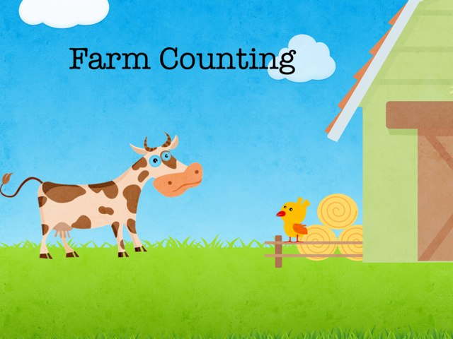 Farm Counting by Heather Savery