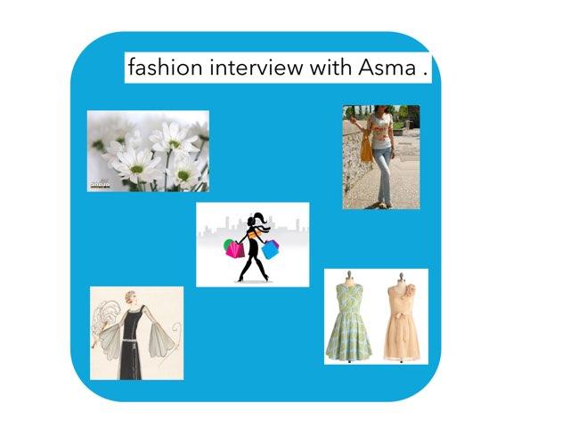 Fashion . by Aisha Hassan1