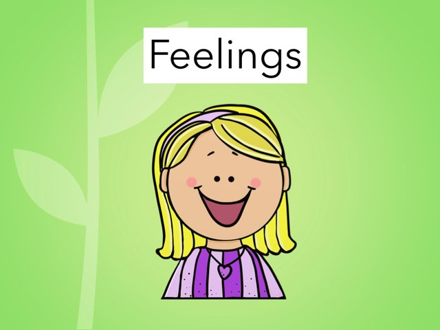 Feelings by Darla Isbell