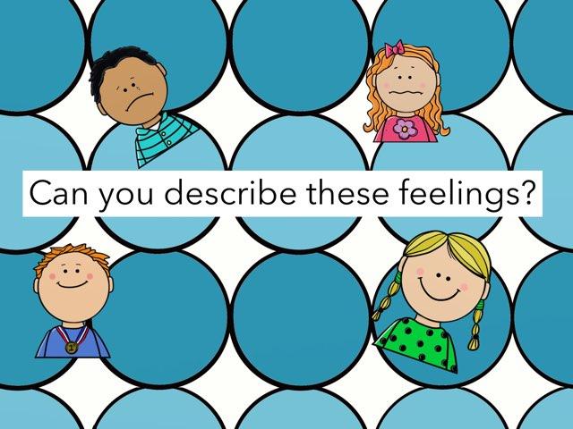 Feelings by Hannah Proud