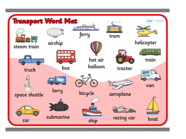 Fernvale Foundation Transport 1  by Fernvale  Primary Primary