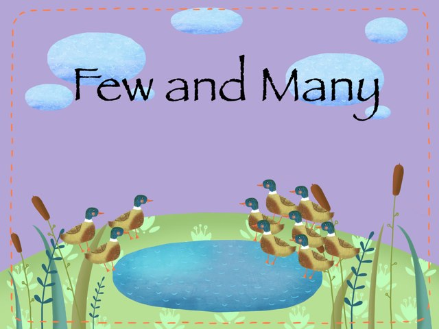 Few And Many by Karen Souter