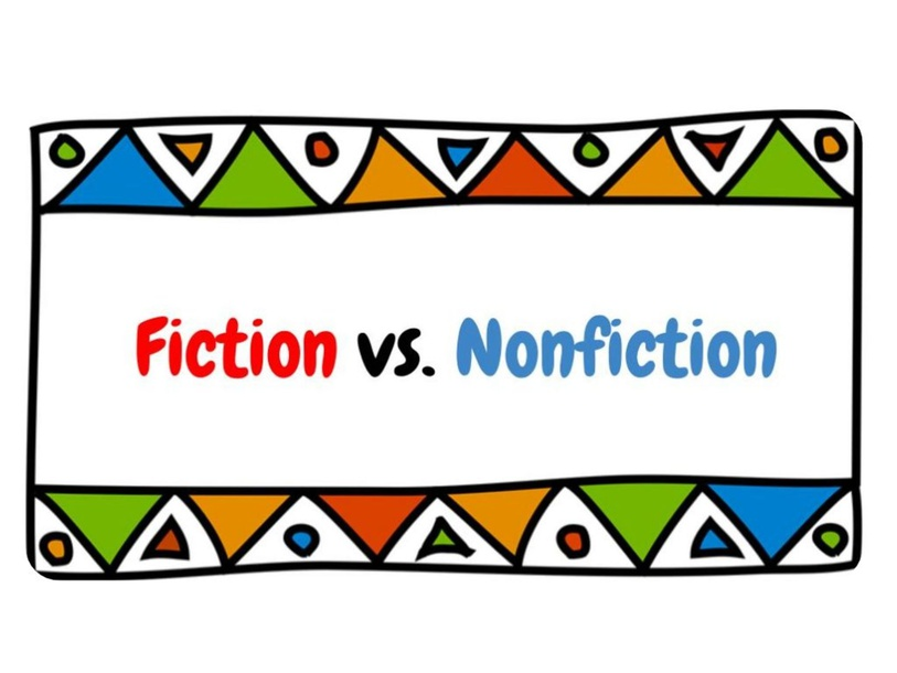 Fiction vs. Nonfiction by Kelly White