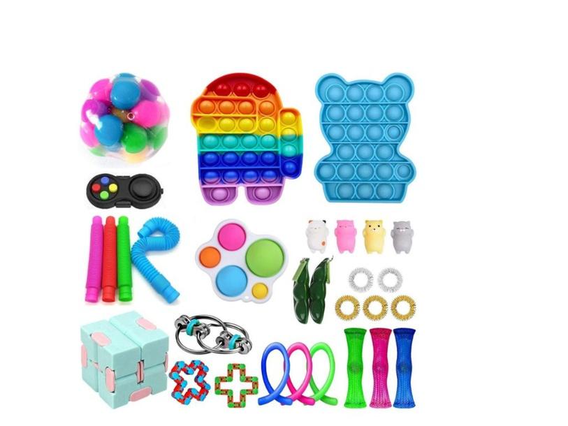 Fidget pack sale by Fidget Toys Fidgety