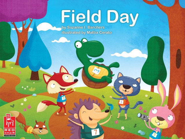 Field Day (Kiosk) by Red Chair Press