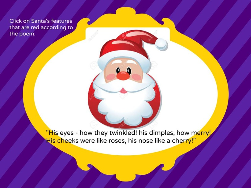 Figurative Language in The Night Before Christmas by Christina Molen
