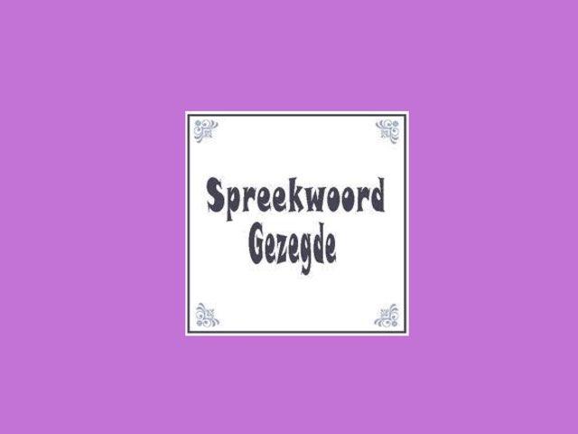 Figuurlijk Taalgebruik Groep 5 by Wieke Jasper