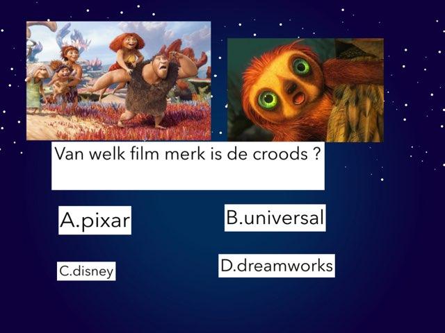 Film Quiz by Astrid