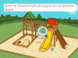 Find Emma by Freja Kjaergaard