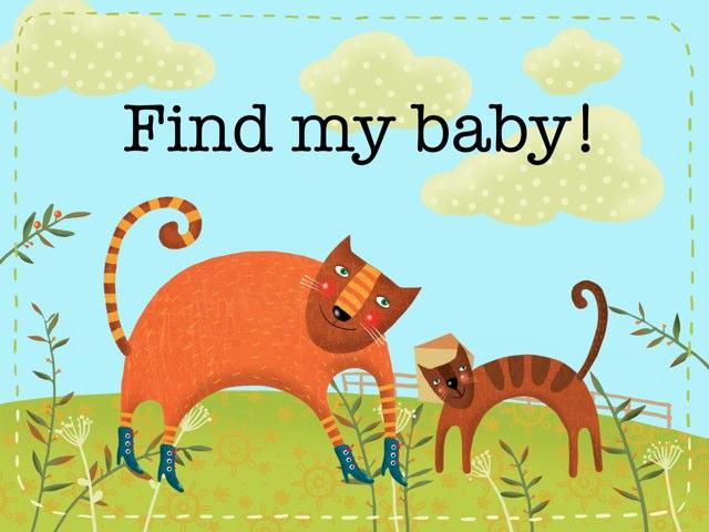 Find My Baby! (part 1) by Valeria Ferradas