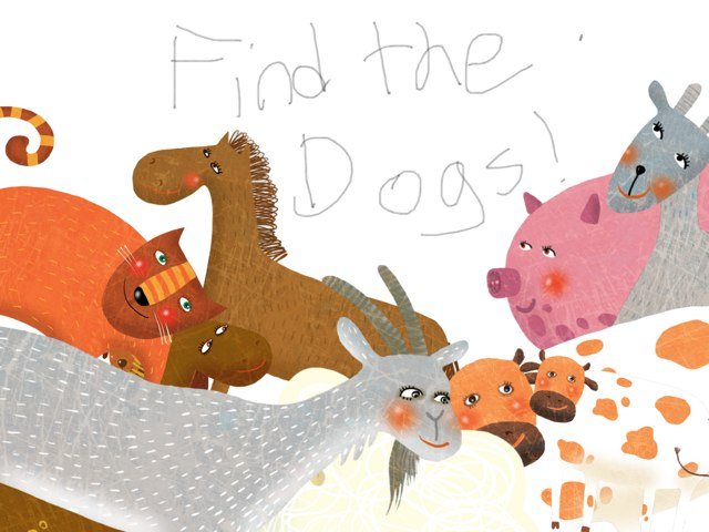 Find The Dogs by Emily Thompson