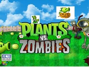 Find The Plant Pvz by Juani Zazueta