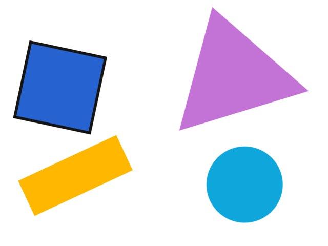 Find The Shape by Mindy Eschenburg
