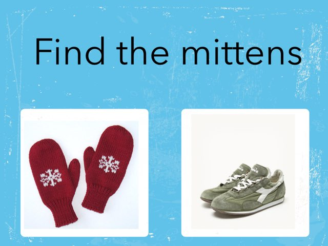 Find The Winter Clothes by Emily Metzer