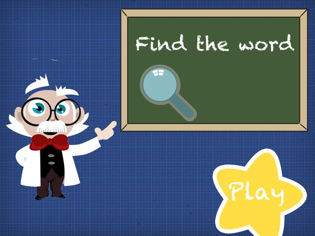 Find The Word Grade One by Safaa Mohamed