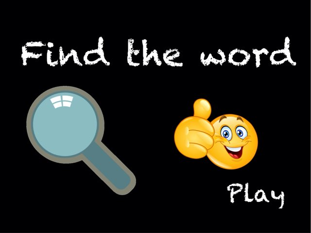 Find The Word (book Fair) by Safaa Mohamed