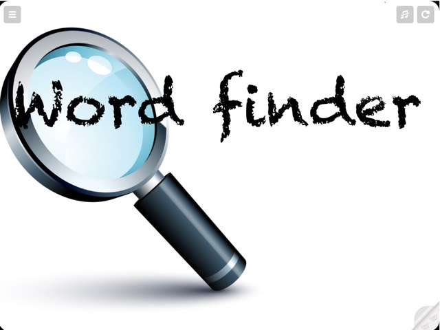Find The Word by Safaa Mohamed