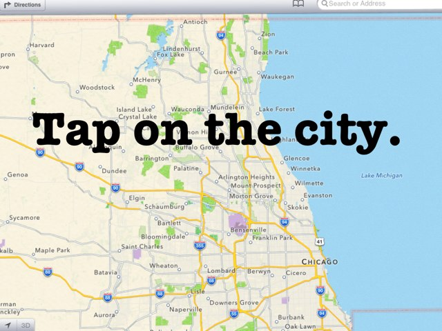 Find the City by Alison Mahoney