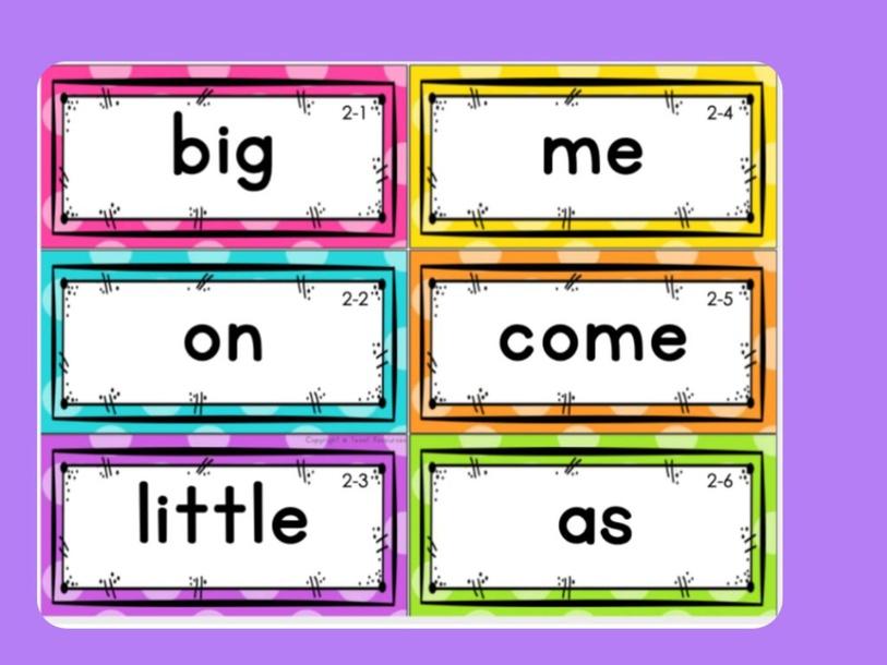 Find the Sight Word (Rainbow 1st grade sight words)  by Amy Herrington