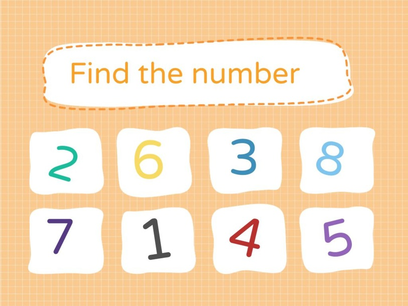 Find the number by Mrs Hughes
