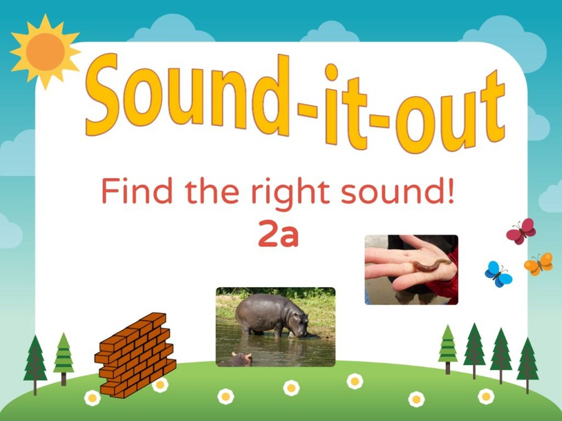 Find the right initial sound: t,h,w,f,r by Joanne Arrowsmith
