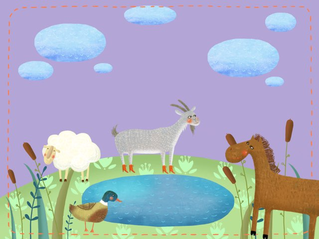 Finding Farm Animals by Ed Tech