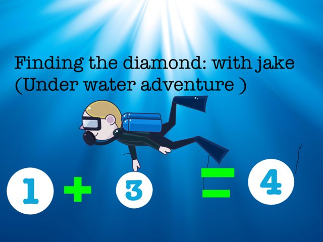 Finding The Diamond With Jake (1) by Wilma Coradyn