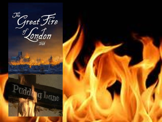 Fire Of London by Laura Simpson