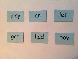 First Grade Sight Words 1.1 by Laura Merritt