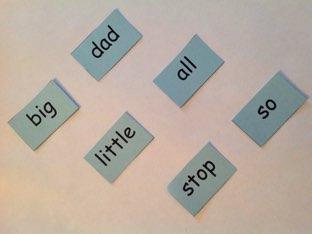 First Grade Sight Words 1.2 by Laura Merritt