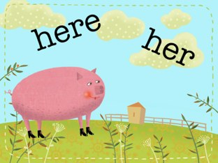 First Grade Sight Words On The Farm by Jenny Merrilees