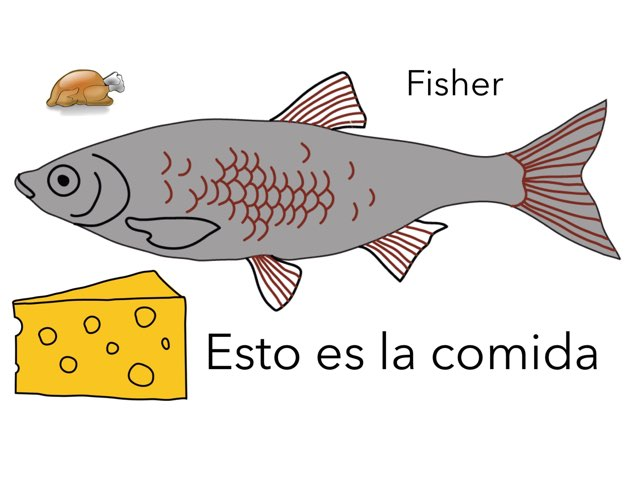 Fisher, by Conchi Valduvieco