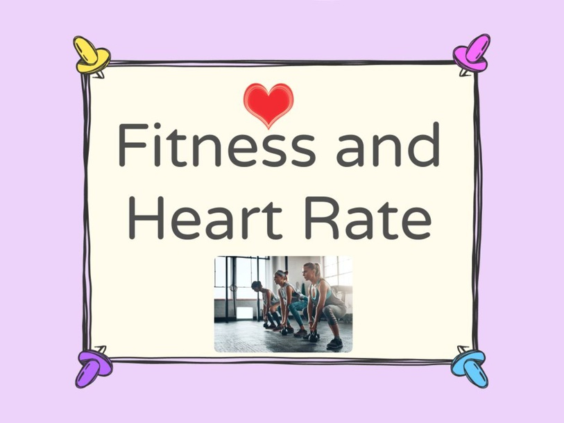 Fitness Heart Rate by Jean Nads